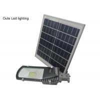Buy cheap Square Solar Powered Pole Light , Commercial Automatic Solar Street Light product