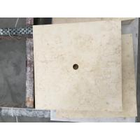 Buy cheap Hot Sales Egypt Cream Marble Prices from Factory Egypt Cream Beige Marble Wall Flooring Tiles from wholesalers