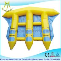 Buy cheap Hansel 0.9mm PVC Tarpaulin Inflatable Fly Fish Water Sports For Sale from wholesalers