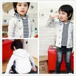 Buy cheap free sample! islamic children clothing baby boy tuxedo coatDG01471 mix order wholesale from wholesalers