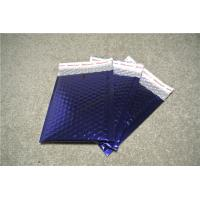 Buy cheap Wear Resistant Metallic Bubble Mailers Blue Padded Envelopes 8.5X14.5 #3 from wholesalers