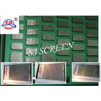 Buy cheap FLC 2000 Series Oilfield Screens / Shale Shaker Mesh Screen For Liquid Filter from wholesalers