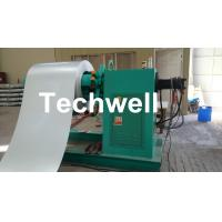 Buy cheap High Precision Hydraulic Automatic Cut To Length Machine / Sheet Metal Slitter Cutting Machine With Auto Stacker System from wholesalers