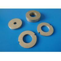 Rare Earth Samarium Cobalt Magnet , Sm2Co17 YXG30H Ring Magnet Magnetic