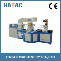 Buy cheap Servo Controlled POS Paper Core Making Machine,Thermal Paper Tube Making Machine from wholesalers