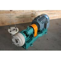 Buy cheap FSB Electric Industrial Centrifugal Pumps , Fluorine Plastic alloy Chemical Pump from wholesalers