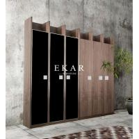 Buy cheap Latest Furniture Wooden With Glass Doors Models Bookcase European Style  KSL-BK006/7 from wholesalers