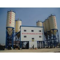Buy cheap ISO9001 certified stationary HZS120-1Q2000 ready-mixed concrete plant for high speed railway construction from wholesalers