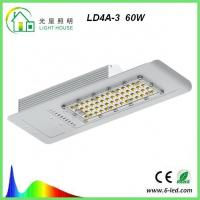 Buy cheap High CRI IP65 60W LED Street Light For Outdoor Lighting , Street Led Lamps product
