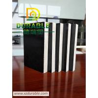 Buy cheap Cheap  Price  Film Faced Shuttering Plywood 4*8  /  5*10 standard size Black Color Phenolic dynea  plywood from wholesalers