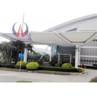 Buy cheap Double PVC - coated Membrane Tensile Fabric Covered Buildings For Airport product