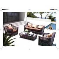 Buy cheap new product five star rattan sofa conservatory Furniture resin Wicker Luxury sofa from wholesalers
