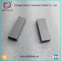 Buy cheap K20 A125 tungsten carbide brazed tips from wholesalers