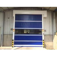 Buy cheap Food Factory PVC High Speed Roll Up Doors Radar Control System and Infrared Sensor from wholesalers