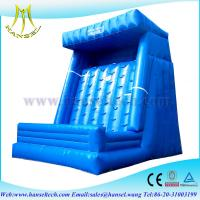 Buy cheap Hansel Parent-child game inflatable velcro wall for kids and adults for Sports Game from wholesalers