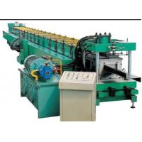 Buy cheap Industrial Metal C Purlin Roll Forming Machine , Steel Roll Forming Machine  from wholesalers