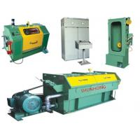 Buy cheap 17D Bare Copper Medium wire drawing machine With Continuous Annealing from wholesalers