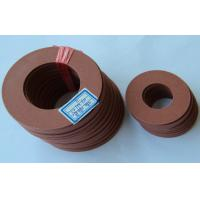 Buy cheap Heat Resistant Ptfe Teflon Gasket Sealing , 30MPa Tensile Strength from wholesalers