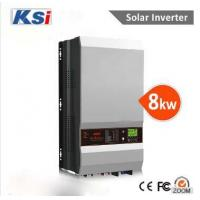 Buy cheap 8kw 10kw 48v hybrid solar inverter with MPPT charger for solar power system for home and government from wholesalers