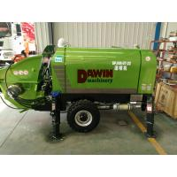 Buy cheap 8 Cubic Meters Per Hour Smaller Shotcrete Pump Spraying Machine with Electric and Diesel Power on Sale from wholesalers