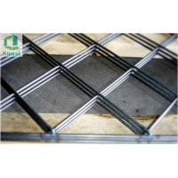 Buy cheap 2x 2 Diagonal Iron Wire Mesh Galvanized Electro Panel Welded Fence BWG 12 from wholesalers