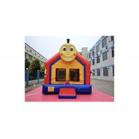 Buy cheap Exciting 0.55mm PVC Bee Inflatable Jumping Bouncer / Blow Up Bounce House from wholesalers