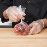 """Buy cheap Clear Colour Commercial Food Bags Gravure Printing 4"""" X 2"""" X 10"""" Size product"""