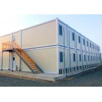 Buy cheap Economical Practical Steel Container Houses , Safe Steel Shipping Container Homes from wholesalers