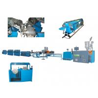 Buy cheap Auto PE Drip Irrigation Tube Extrusion Line  / Drip Irrigation Pipe Making Machine Diameter 12 - 24 from wholesalers