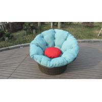 Buy cheap rattan beach swivel chair from Wholesalers