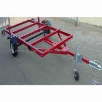 Buy cheap Utility Trailer with Loading Capacity 300kgs, Foldable, Powder-coated in Various Colors from wholesalers