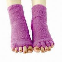 Buy cheap Moisturizing Toe Socks, Relieve Bunions and Tired Feet from wholesalers