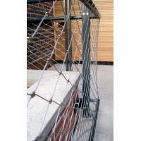 Buy cheap 1.2mm Stainless Steel Balustrade Mesh , Stainless Steel Banister Guard Netting from wholesalers