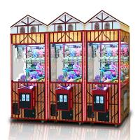 Buy cheap Plush Toys Claw Crane Machine One Year Warranty For Shopping Mall from wholesalers