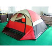 Buy cheap monodome camping tent for 3-4 person from wholesalers