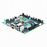 Buy cheap Intel Pineview-M/D+ICH8M Powered Mini-ITX Embedded Motherboard from wholesalers