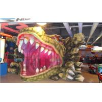 Buy cheap Customized Mini Mobile 5D Cinema Dinosaur Box With Simulation System product