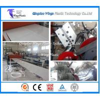Buy cheap PP Cover Or Folder Sheet Making Machine , Plastic Soft Plate Extruder from wholesalers