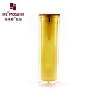 Buy cheap 1oz acrylic square paint color skin care lotion airless pump bottles from wholesalers