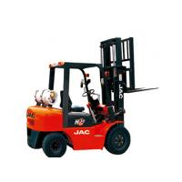 Buy cheap JAC gasoline  Forklift Truck with LPG/LPG forklift truck/ JAC gasoline forklift truck with petrol power/ forklift truck from wholesalers