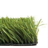 Buy cheap Good Price Artificial Grass 60MM Height deep green PP or PE For Basketball Court playground easy stallation from wholesalers