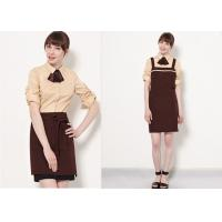 Buy cheap Coffee Shop Fine Dining Restaurant Staff Clothing Unisex With High - End Suit from wholesalers