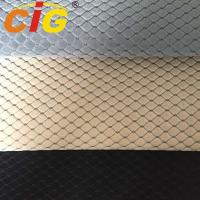 Buy cheap 100% Polyester 150cm width 200gsm weight Jacquard auto fabric with 4mm foam for car seat cover product