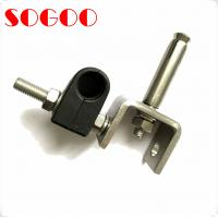 Buy cheap 7/8 Coax Cable Clamp Stainless Steel Feeder RF Cable Clamps from wholesalers