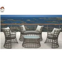 Buy cheap beauty high back rattan luxury sofas outdoor furniture RMS70162R from wholesalers