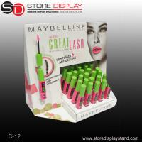 Buy cheap lip gloss display box,tabletop display box for lipgloss from wholesalers