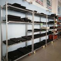 Buy cheap Metal Warehouse Storage Racks , Industrial Warehouse Racks 2000mm Height from wholesalers