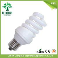 Buy cheap Halogen Tube Full Spiral Energy Saving Light Bulbs 12w / 15w  For Home Decoration from wholesalers