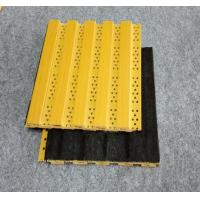 Buy cheap Noise - Absorbing WPC Composite Panels for Interior Room False Roof from wholesalers