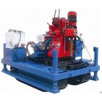 Buy cheap GXY-2L Hydraulic Chuck Crawler  pindle rotatory Drilling Rig Mineral Exploration engineering geological prospecting from wholesalers